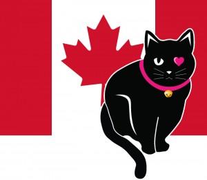 Canadian Flag Sammie