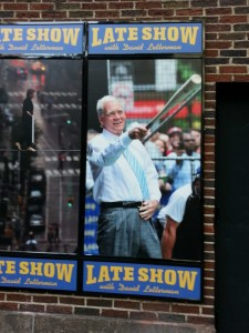 At The Late Show